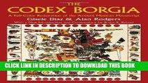 Best Seller The Codex Borgia: A Full-Color Restoration of the Ancient Mexican Manuscript (Dover