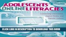 [PDF] Adolescents  Online Literacies: Connecting Classrooms, Digital Media, and Popular Culture