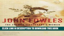 Best Seller The French Lieutenant s Woman Free Download