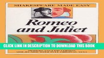 Best Seller Romeo And Juliet (Turtleback School   Library Binding Edition) (Shakespeare Made Easy