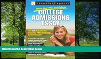 READ PDF [DOWNLOAD] Write Your Way into College: College Admissions Essay READ ONLINE