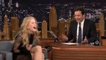 Moment gênant entre Jimmy Fallon et Nicole Kidman