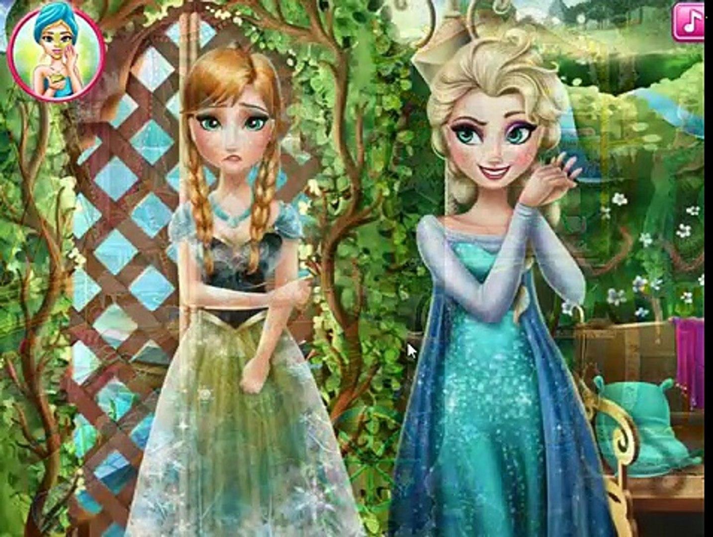 Frozen Design Rivals ( Модные соперники Эльза и Анна )