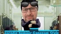 parodie humour Gangnam Style ★ parodie humour google ★