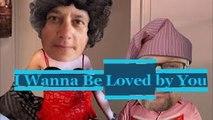parodie humour I Wanna Be Loved by You ★ parodie humour google ★ google + google chrome Aangedémone angedémon