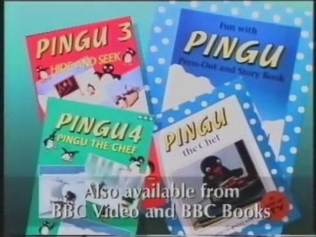 Opening And Closing To Pingu The Penguin's Big Video 1994 UK VHS (Monday, September 5th, 1994) | Godialy.com