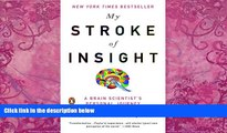 Buy  My Stroke of Insight: A Brain Scientist s Personal Journey Jill Bolte Taylor  Full Book