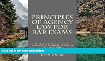 Books to Read  Principles Of Agency Law For Bar Exams: The National Bar Exam Union SImplifies