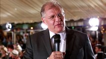 Robert Zemeckis On 'Allied' At The Glamorous Premiere