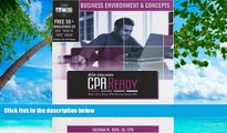 READ NOW  CPA Ready Comprehensive CPA Exam Review - 36th Edition 2007-2008: Business Environment