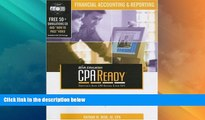 Big Sales  CPA Ready Comprehensive CPA Exam Review - 36th Edition 2007-2008: Financial