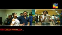 Q Mobile HUM Style Awards - Making OFF - HUM TV Show
