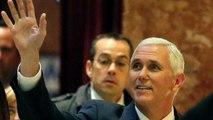 Futuro vice-presidente dos EUA Mike Pence vaiado na Broadway