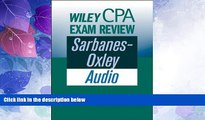Deals in Books  Wiley CPA Examination Review, Sarbanes-Oxley Audio  READ PDF Online Ebooks