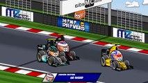 MiniDrivers - 8x16 - 2016 Malaysian GP