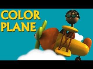 The Color Plane
