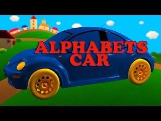 The Alphabet Car