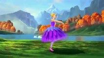 Barbie en Francais - Rêve de Danseuse étoile Leçon de danse № 1