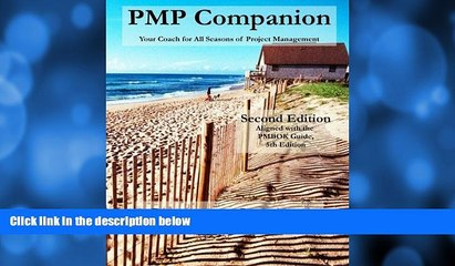 Big Deals  PMP Companion: Your Coach for All Seasons of Project Management  BOOOK ONLINE