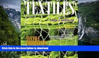 Best book  Textiles: Basics Plus MyFashionKit with Pearson eText -- Access Card Package (Fashion