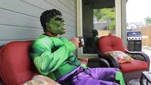 The Incredible Red Hulk vs The Incredible Hulk