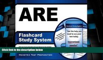 Buy NOW  ARE Flashcard Study System: ARE Test Practice Questions   Exam Review for the Architect