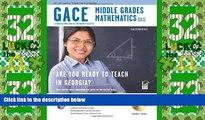Big Sales  Georgia GACE Middle Grades Math (013) w/ CD-ROM (Georgia GACE Test Preparation)