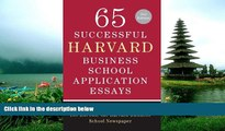 READ book  65 Successful Harvard Business School Application Essays, Second Edition: With