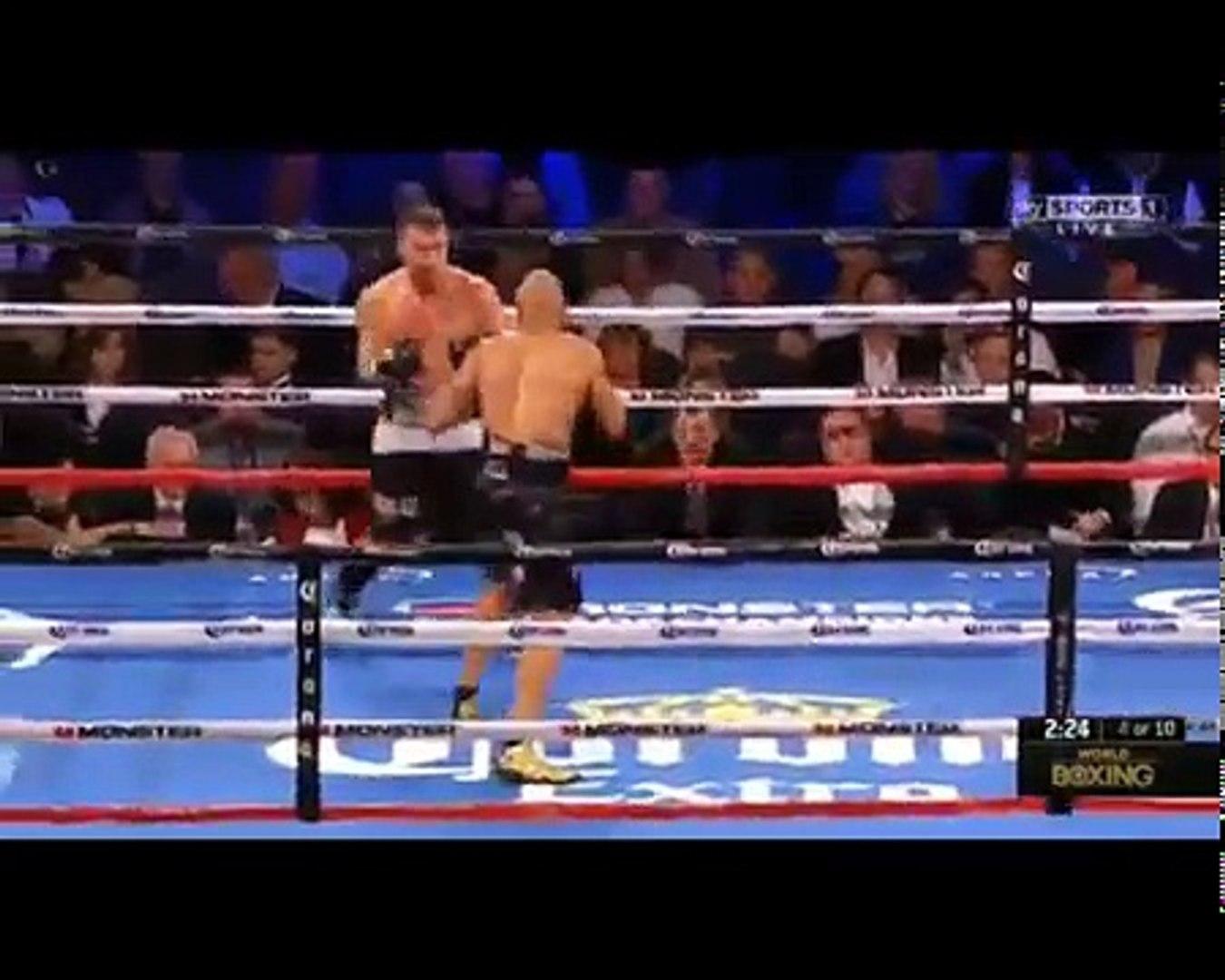 Isaac Chilemba vs Oleksandr Gvozdyk - Full Fight / Александр Гвоздик - Айзек Чилемба - Полный бой