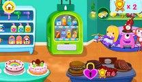 Baby Pandas Supermarket | Panda games Babybus | Android gameplay