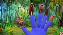 Kids Cartoon Gorilla Evil Attack Movie Monster Lion 3D Animated Fight Scenes | Lions Fighting #1