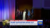 Donald Trump Supporters React to Enraged Protesters