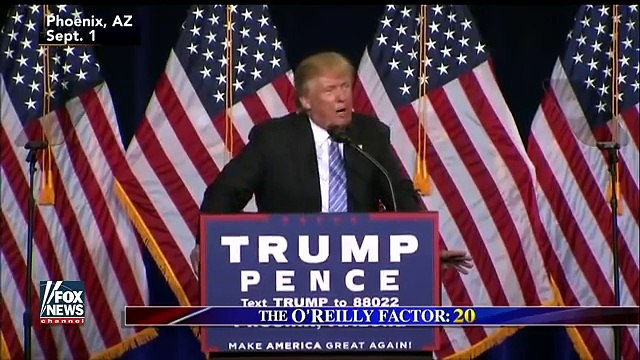 The first challenge to President-elect Donald Trump