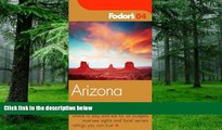 Buy  Fodor s Arizona 2004 (Fodor s Gold Guides) Fodor s  Book