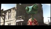 Rango - Super Bowl trailer US (2011) Super Bowl XLV Johnny Depp