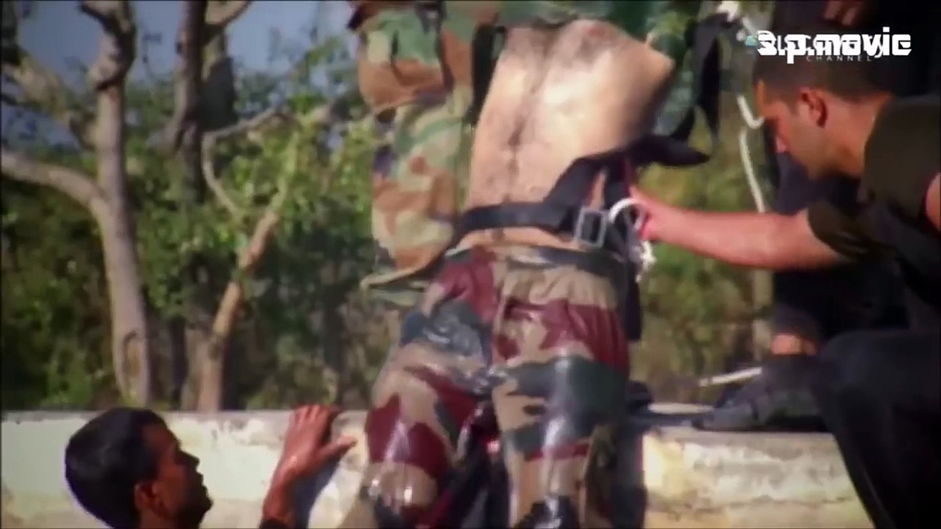 New Deadliest Indian Paratroopers:  Earning the Badge Trailer -15 August on Discovery Channel