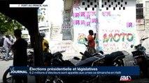 Haïti : élections présidentielles et législatives ce dimanche