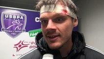 Rugby Fédérale 1 - Albin Louchard après USB - Provence Rugby