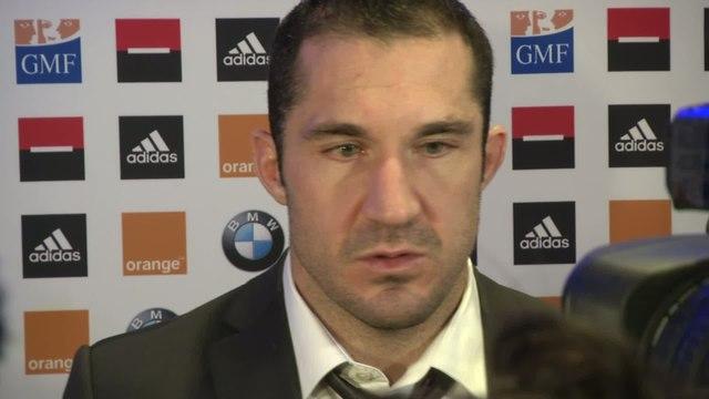Rugby - Bleus : Spedding «Il faut y croire»