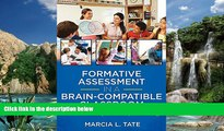 Big Sales  Formative Assessment in a Brain-Compatible Classroom: How Do We Really Know They re