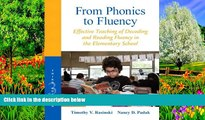 Buy NOW  From Phonics to Fluency: Effective Teaching of Decoding and Reading Fluency in the