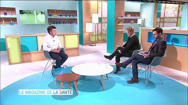 Gilles Perret au magazine de la Santé de France 5