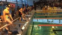 Championnats départementaux hiver de natation