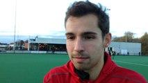 """Van Aubel :""""Deux strokes qui nous mettent bien dans le match"""""""