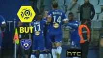 But Ellyes SKHIRI (6ème csc) / SC Bastia - Montpellier Hérault SC - (1-1) - (SCB-MHSC) / 2016-17