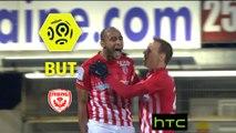 But Tobias BADILA (77ème) / AS Nancy Lorraine - Dijon FCO - (1-0) - (ASNL-DFCO) / 2016-17