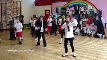 Children's Michael Jackson Dance Club With David Boakes Michael Jackson Impersonator