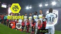 Stade Rennais FC - Angers SCO (1-1)  - Résumé - (SRFC-SCO) / 2016-17