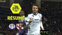 Toulouse FC - FC Metz (1-2)  - Résumé - (TFC-FCM) / 2016-17