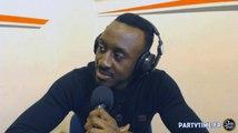 Caporal Nigga et Gravity Sound at Party Time Reggae Radio show - 20 NOV 2016